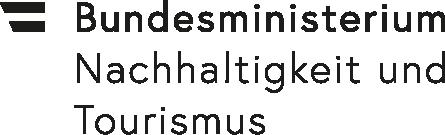 Logo: Bundesministerium für Nachhaltigkeit und Tourismus